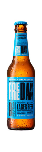 Damm - Alcohol Free (6x25cl)