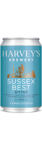 Sussex Best Bitter - CAN