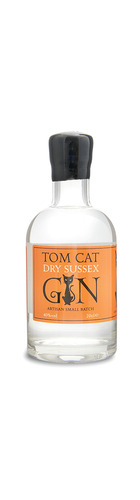 Tom Cat Sussex Dry Gin - 20cl