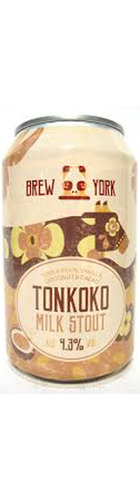 Tonkoko Milk Stout - CAN