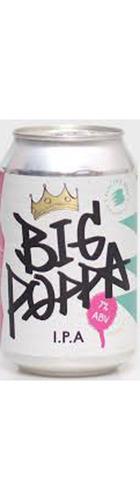 Big Poppa IPA - CAN