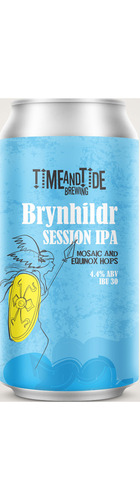 Brynhildr Session IPA - CAN