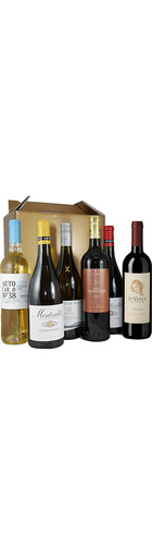 Christmas Selection (6 Bottle Case)