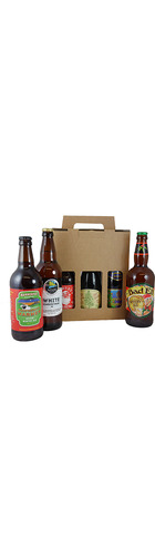Christmas Ale Selection in a Gift Box