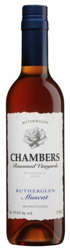 Chambers Rosewood Rutherglen Muscat 375ml