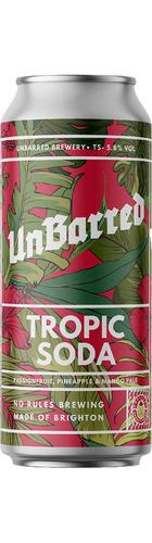 Tropic Soda Beer
