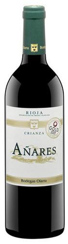 Anares Rioja Crianza - HALVES