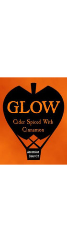 Glow Cider Spiced with Cinnamon