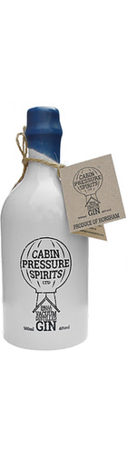 Vacuum Distilled Gin - 50cl