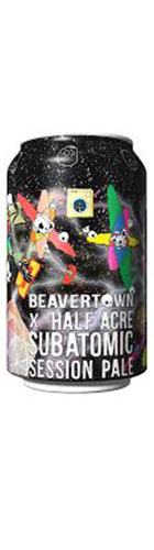 Beavertown x Half Acre: Subatomic Super Session IPA - CAN