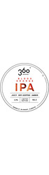 360 Blood Orange IPA Keykeg