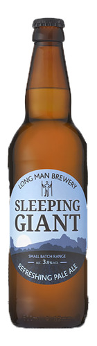 Sleeping Giant Pale Ale