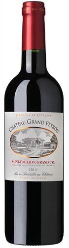 Ch Grand Peyrou St Emilion Grand Cru
