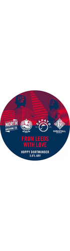 From Leeds With Love Hoppy Dortmunder - CAN