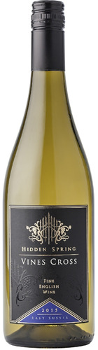 Vines Cross White
