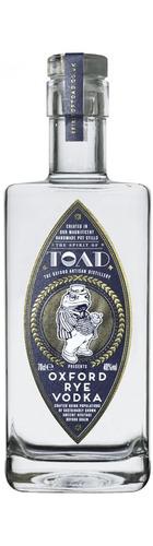 Oxford Rye Vodka