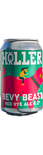 Bevy Beast Red Rye Ale - CAN