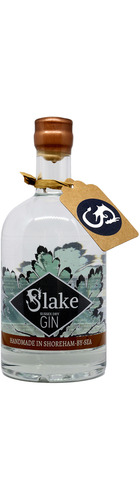 Slake Sussex Dry Gin - 50cl
