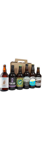 Traditional Local Ale Selection In A Gift Box -  6 x 50cl bottles