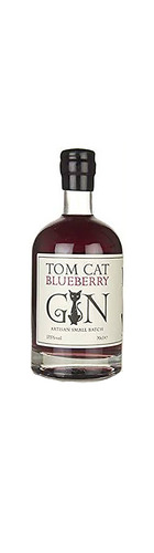 Tom Cat Blueberry Gin - 5cl