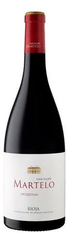 Martelo Rioja Reserva
