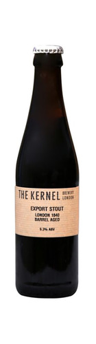 Barrel Aged Export Stout London 1840