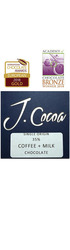35% Coffee & Milk Chocolate - Chuno (10g)