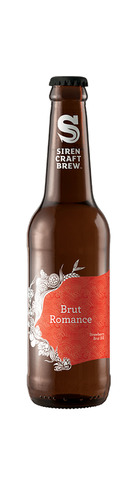Brut Romance Strawberry Brut IPA