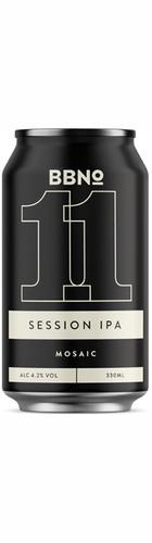 11 Session IPA Mosaic