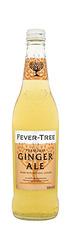 Fever Tree Refreshingly Light Ginger Ale - 50cl
