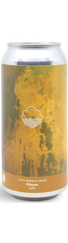 Cloudwater AW 18 Pilsner Brewed All Season - CAN