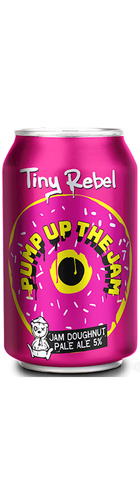 Pump Up the Jam Pale Ale - CAN