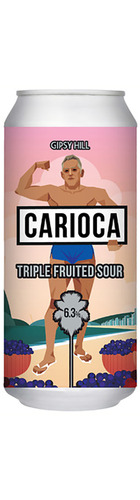 Carioca Triple Fruited Sour - CAN