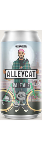 Alleycat Pale Ale V2 - Can