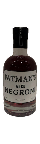 Fatman's Aged Negroni - 20cl