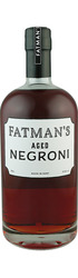 Fatman's Aged Negroni - 70cl