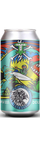 Amundsen x Track: Hopnotic Waves Double IPA - CAN