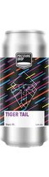 Pressure Drop x Track: Tiger Tail Black IPA - CAN Image