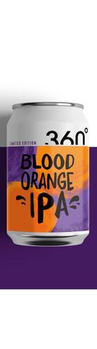 360 Blood Orange IPA - CAN