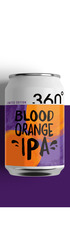 360 Blood Orange IPA - CAN