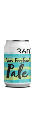 360 New England Pale - CAN