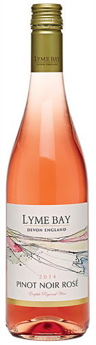 Lyme Bay Pinot Noir Rose