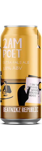 2AM Poet Extra Pale Ale - CAN
