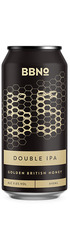 55 Double IPA Golden British Honey - CAN