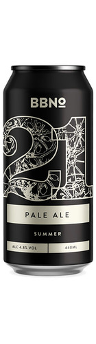 21 Summer Pale Ale - CAN
