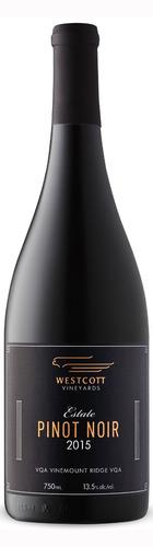 Westcott Estate Pinot Noir