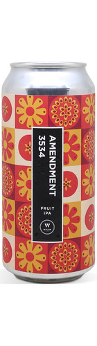 Amendment 3534 Fruit IPA - CAN