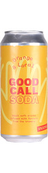 Orange & Loral Soda - CAN