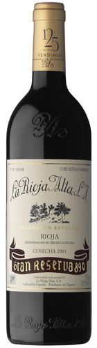 La Rioja Alta Tasting, Lindfield (11th October 2019)