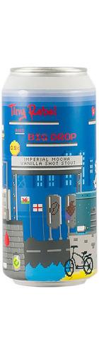 Tiny Rebel x Big Drop: Imperial Mocha Vanilla Shot Stout - CAN